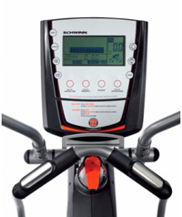 Schwinn 430 Elliptical Trainer Closeup