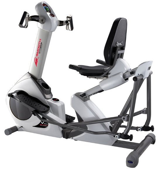 V2300 elliptical Bike Image