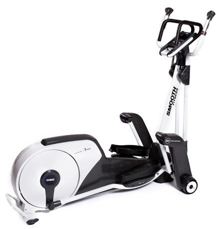 Smooth Agile DMT-X1 Elliptical Trainer with Adjustable Motion
