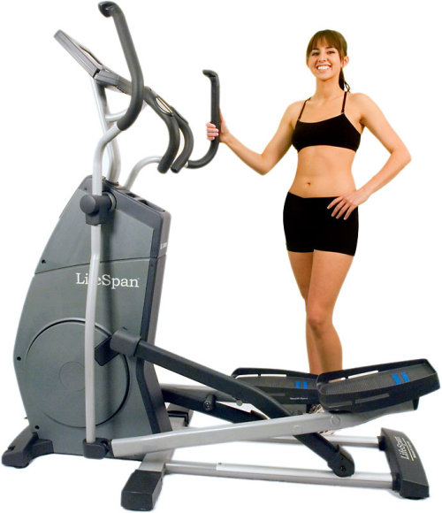 Lifespan el1000 Natural fit elliptical