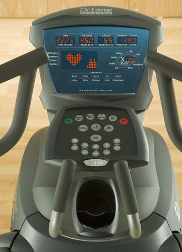 octane fitness q37 consule