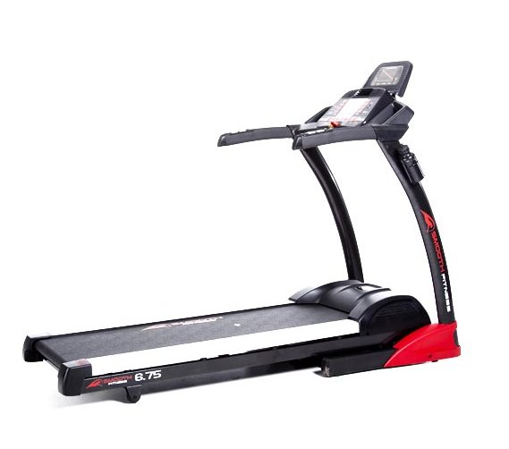Smooth 565 folding treadmill
