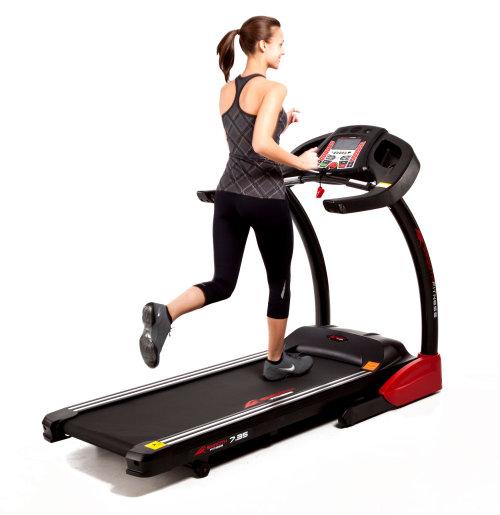 Smooth 7.35 treadmill