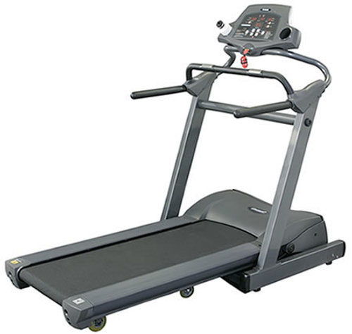 Smooth 7.1 HR Pro Power Folding Treadmill