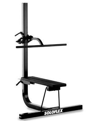 soloflex workout machine