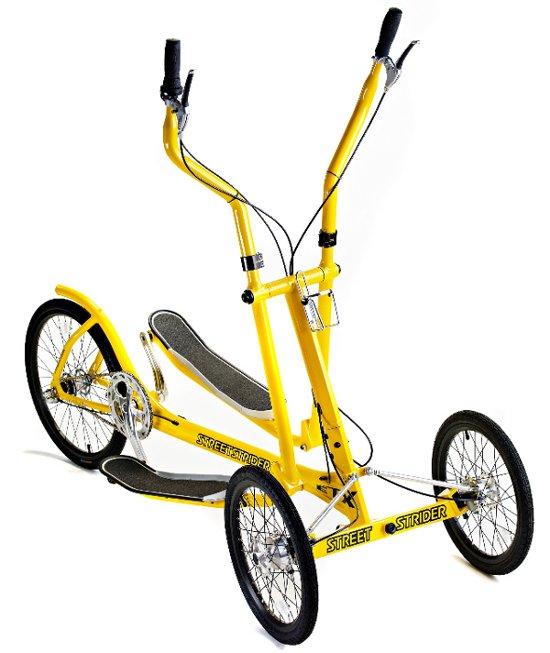 Elliptical Bike Types: Street Strider Review