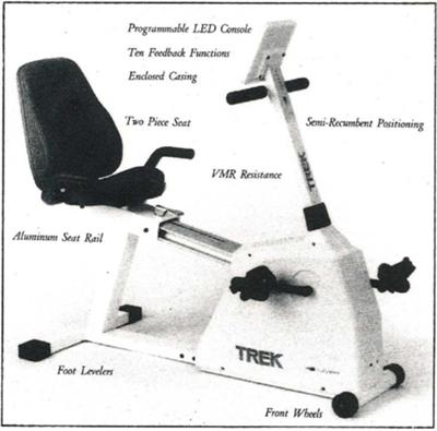 Trek R2200 Fitness Cycle