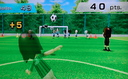 heading the soccer ball