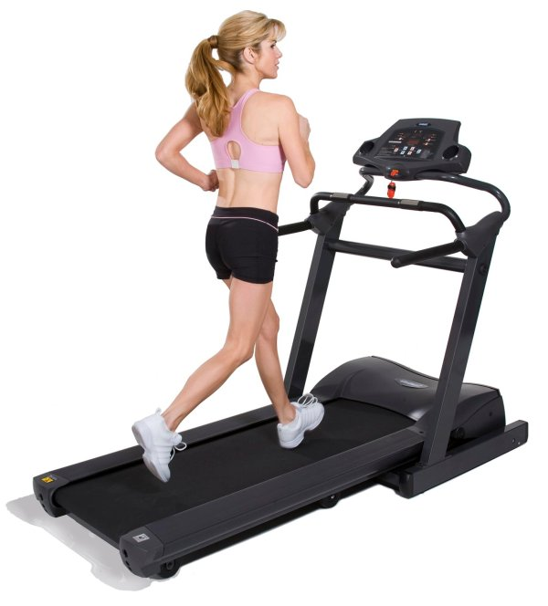 Smooth 7.6HR Pro treadmill